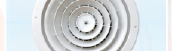 Cửa gió tròn [ Round Diffuser ]