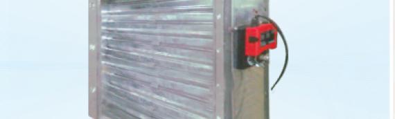 Van điện từ [ Volume Controll Damper For Duct ]
