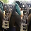 Tự chế điều hòa trên ô tô với ống gió là ống thải nước máy giặt.
