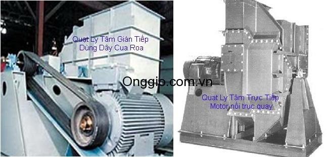 quat thong gio