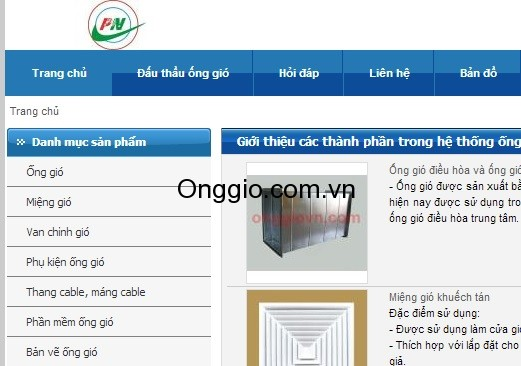 ong gio vn com